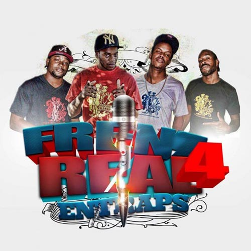 JAH VINCI FT FRANK NITTY & PROPALLY – EVEN THOUGH – FRENZ FOR REAL PRODUCTION