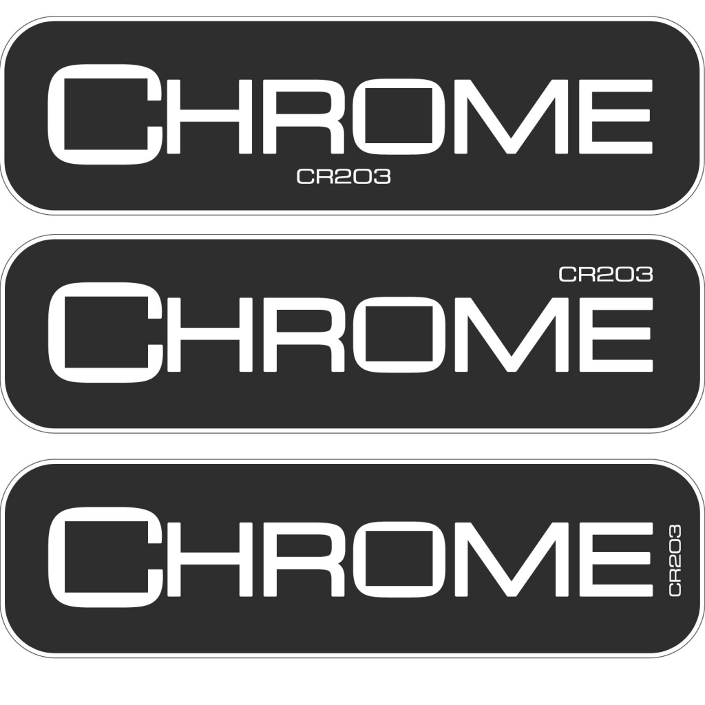 zj-chrome-cr203-records
