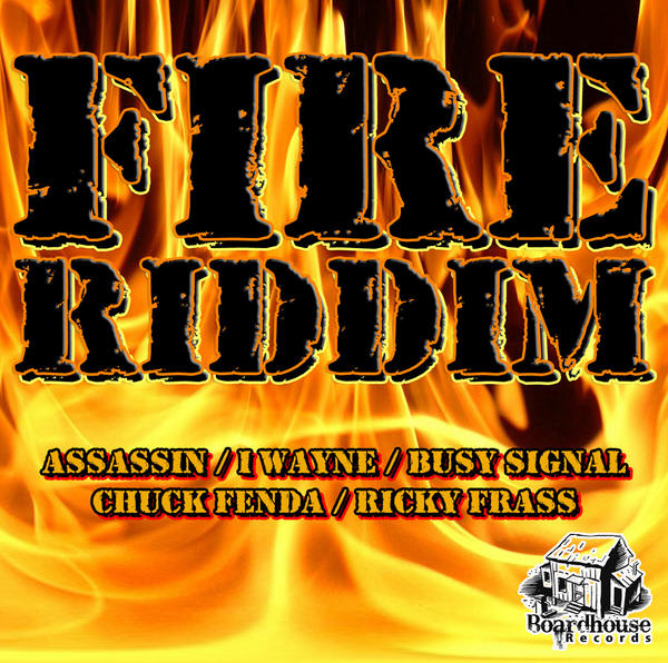 Fire Riddim (Cover)