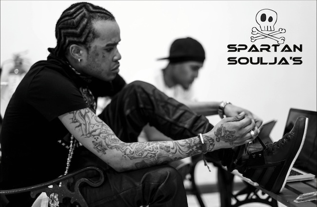 TOMMY LEE SPARTA – SPARTAN SOLDIERS VOL.1 – SINGLES PACK