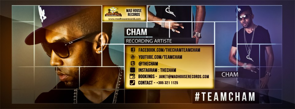 CHAM FT O – BEND DOWN (RAW & CLEAN) – COPPERSHOT MUSIC & LAWLESS MUSIC