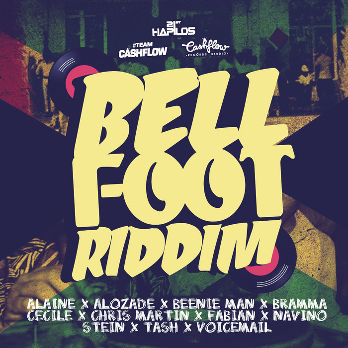 BELL FOOT RIDDIM – CASHFLOW RECORDS