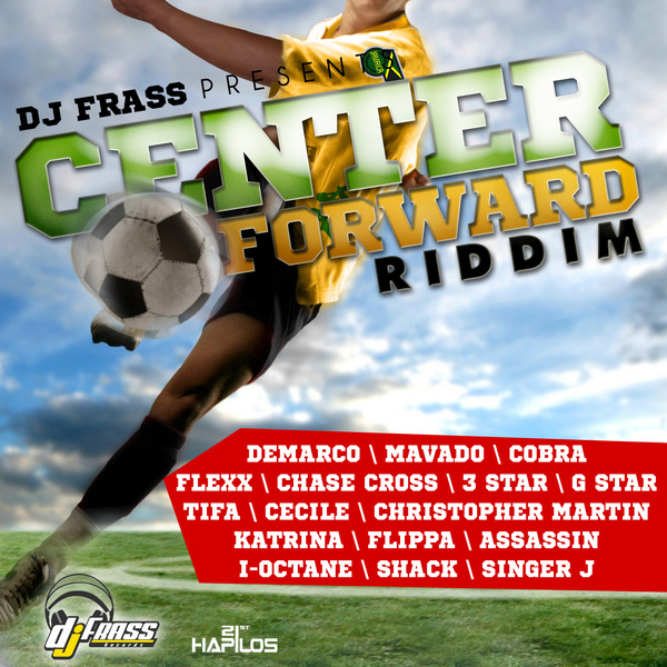CENTER-FORWARD-RIDDIM