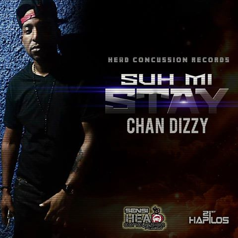 Chan-Dizzy-Suh-Mi-Stay-Head-Concussion-Records-cover