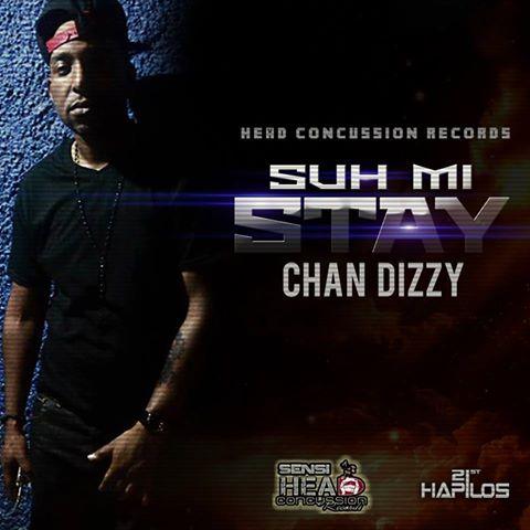Chan-Dizzy-Suh-Mi-Stay-Head-Concussion-Records-cover