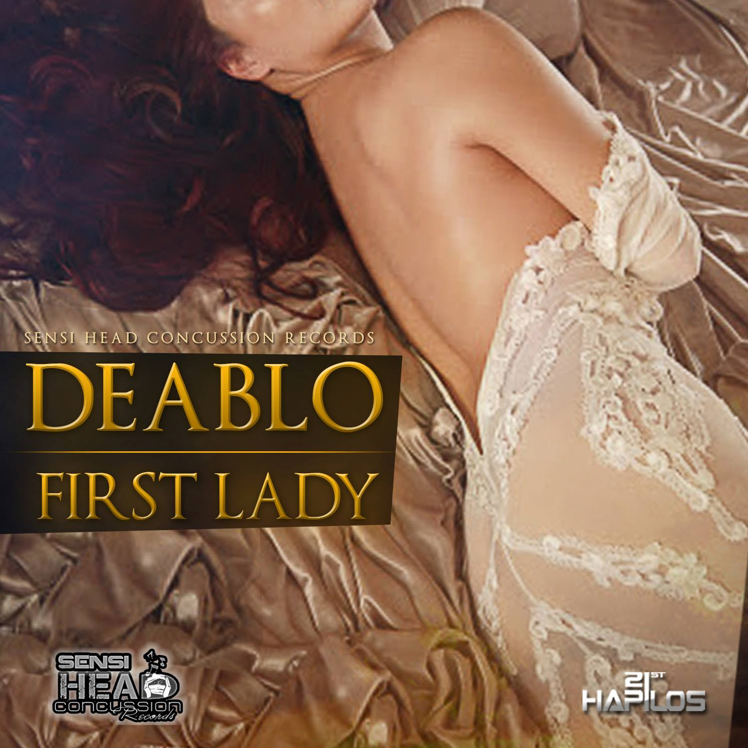 Deablo-First-Lady-Produced-By-Sensi-Head-Concussion-Records-Cover