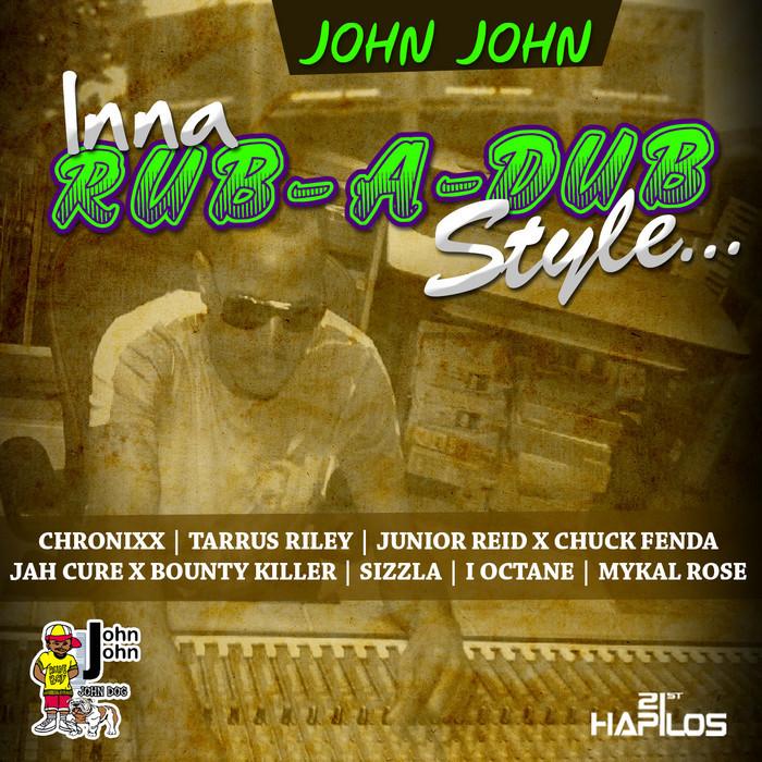 INNA RUB A DUB STYLE – JOHN JOHN