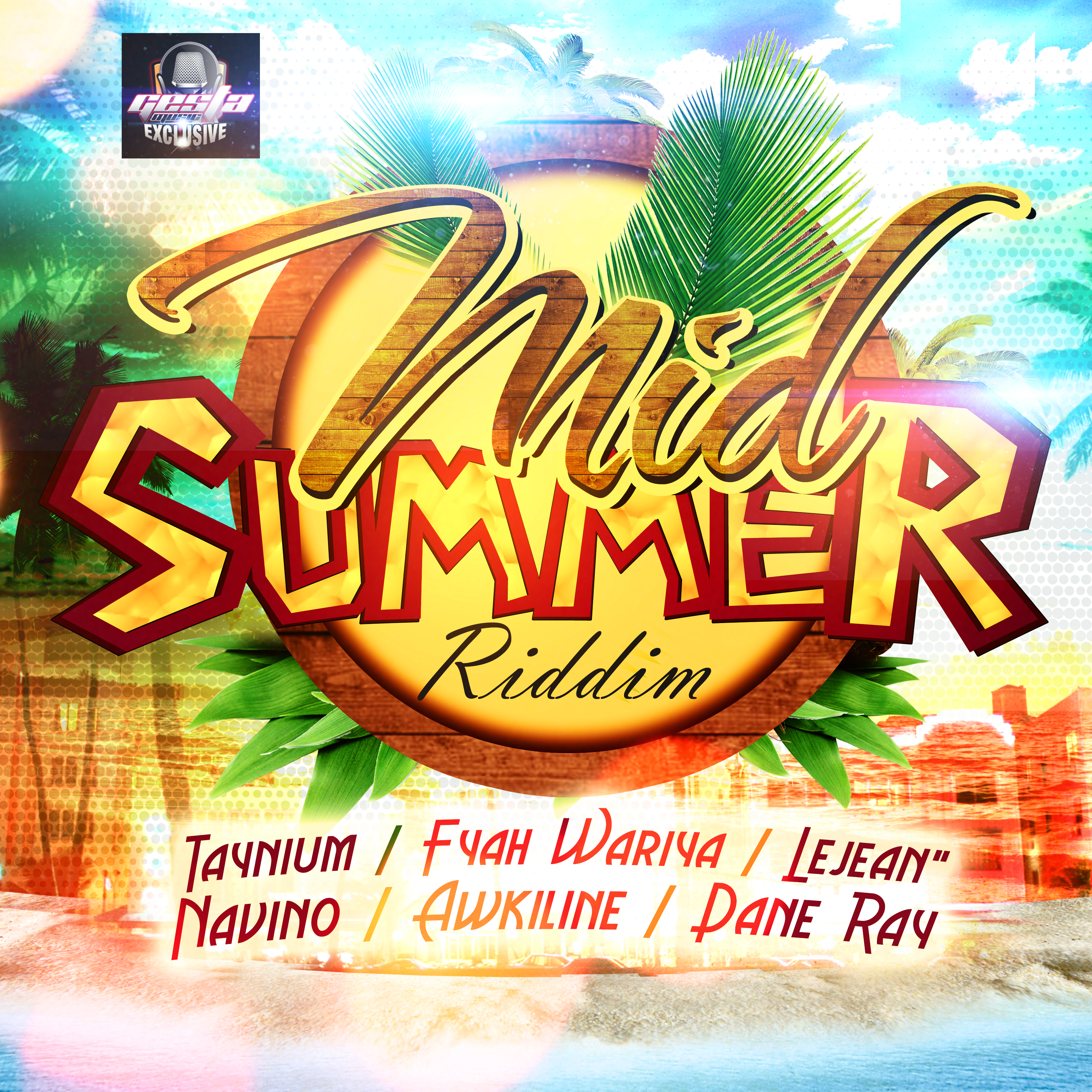 MID SUMMER RIDDIM – GESTA MUSIC