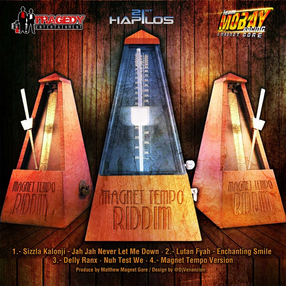 Magnet-Tempo-Riddim-Tragedy-Entertainment-Cover