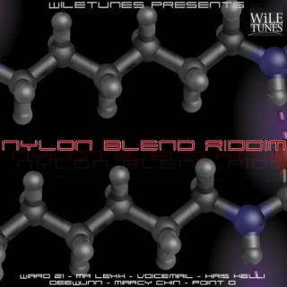Confiscated Well for nylon blend