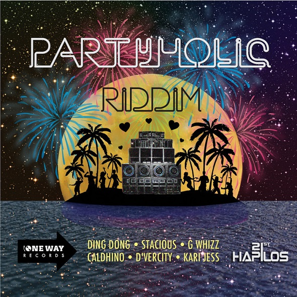PARTYHOLIC-RIDDIM-ONE-WAY-RECORDS PARTYHOLIC RIDDIM - ONE WAY RECORDS