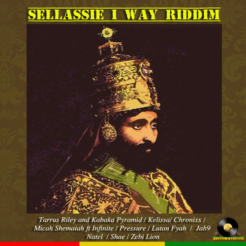 Sellassie-I-Way-Riddim-Israel-Records-Cover