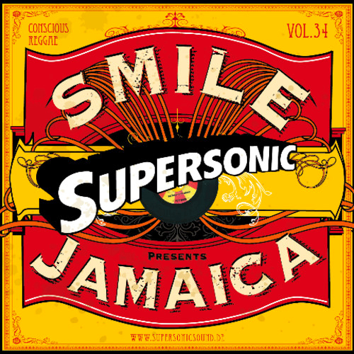 SUPERSONIC SOUND – CONSCIOUS REGGAE – VOL. 34