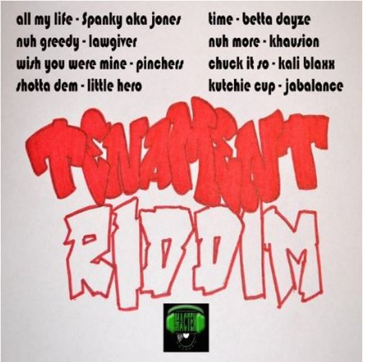 TENAMENT RIDDIM – MACTEN RECORDS