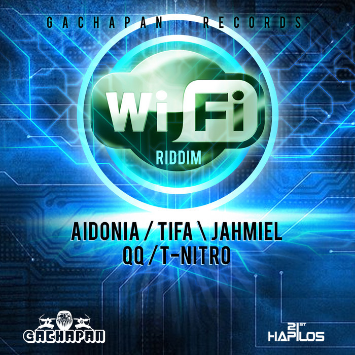 WiFi-Riddim-Cover