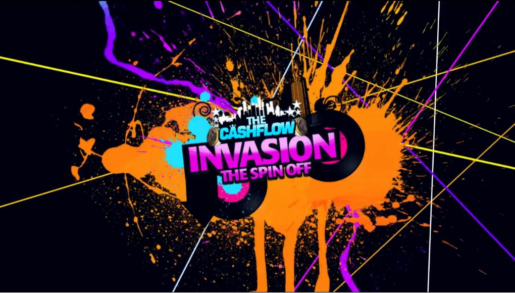 "CASHFLOW INVASION – ""THE SPIN OFF"" – ISHAWNA – E02"