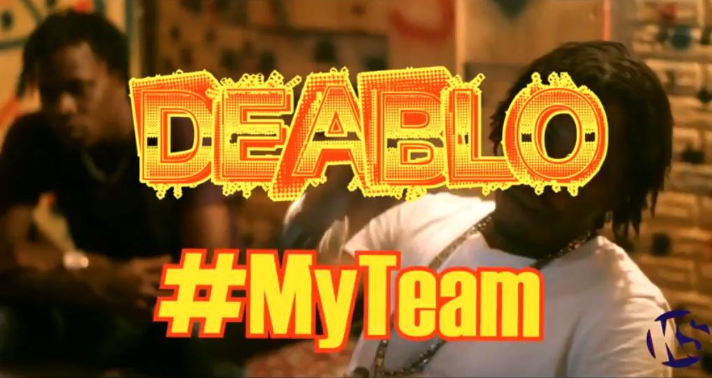 DEABLO – MY TEAM – MUSIC VIDEO