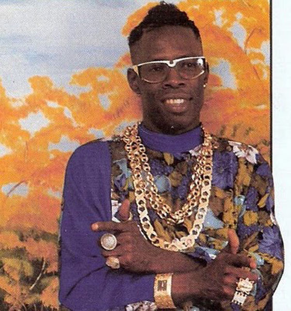Shabba Ranks - Love Punnany Bad