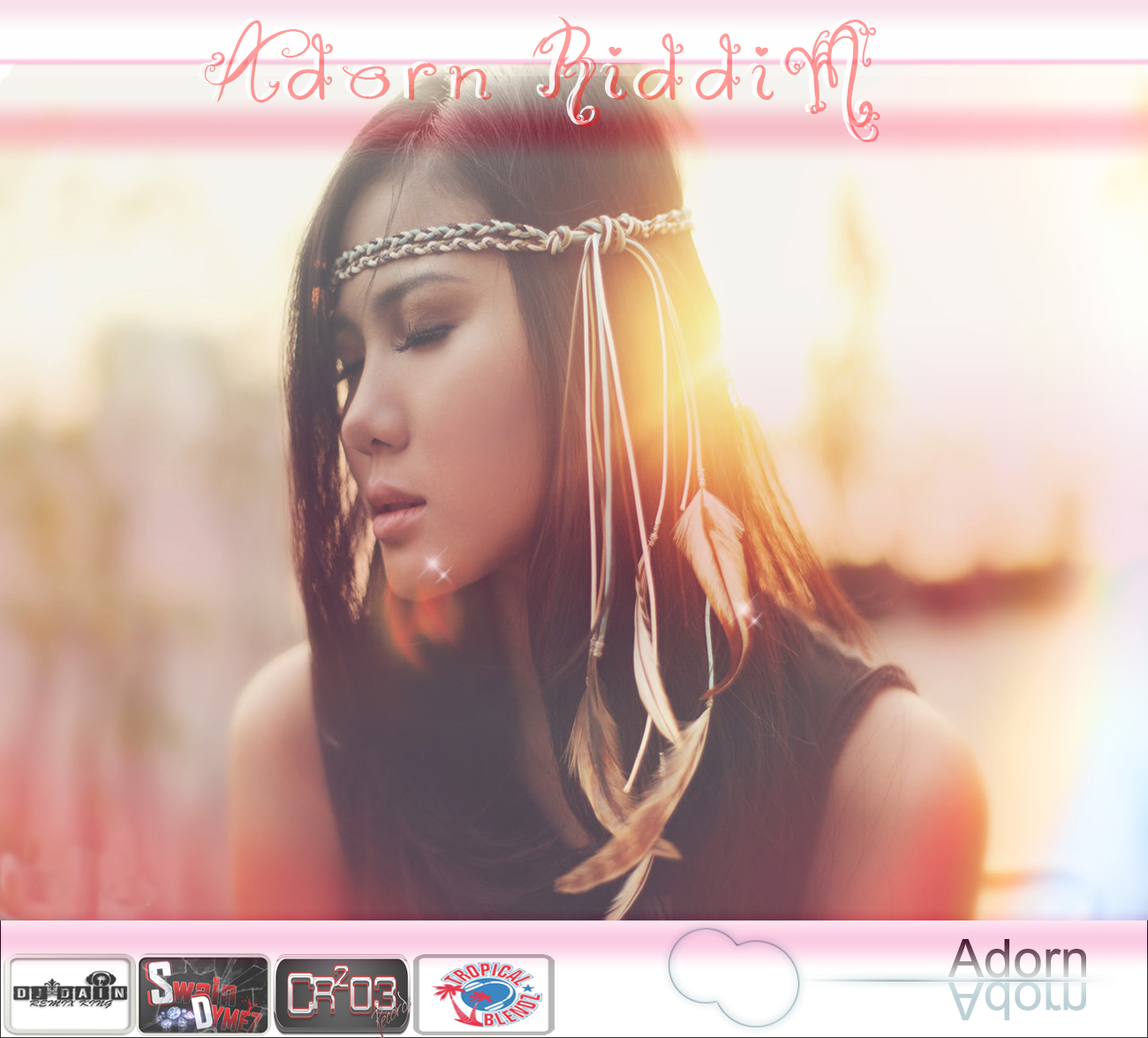 adorn-riddim-cover