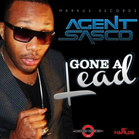 AGENT-SASCO-GONE-A-LEAD-MARKUS-RECORDS-COVER