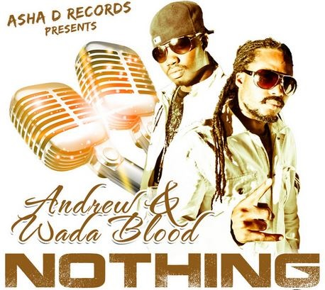 ANDREW-BLOOD-WADA-BLOOD-NOTHING-ASHA-D-RECORDS-Cover