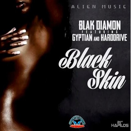 BLAK-DIAMON-FT-GYPTIAN-HARD-DRYVE-BLACK-SKIN-ALIEN-MUSIC-UIM-RECORDS-Cover