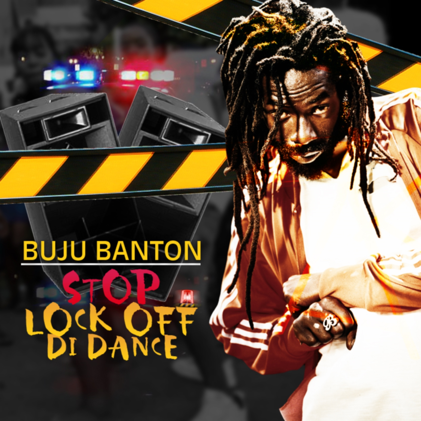 BUJU BANTON – STOP (LOCK OFF DI DANCE) – GOLD DYNASTY