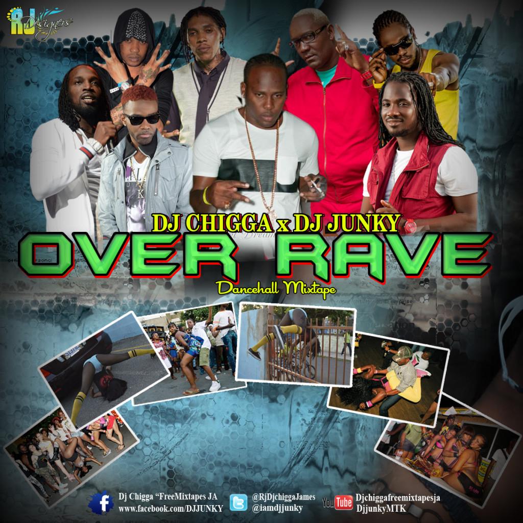 Dj-Chigga-X-Dj-Junky-over-rave-mixtape-artwork