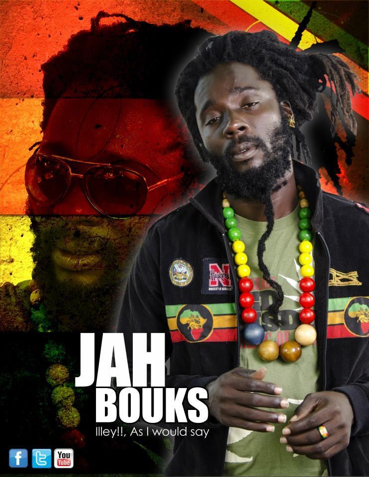 Jah Bouks-Cover
