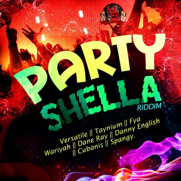 Party-Shella-Riddim-Hot-Boxxx-Music-Cover-Artwork