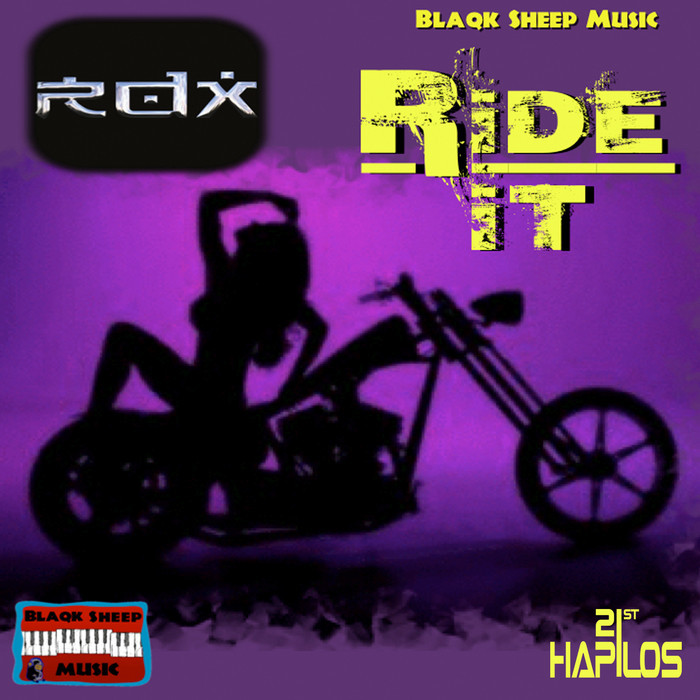 RDX-RIDE-IT-BLAQK-SHEEP-MUSIC-COVER