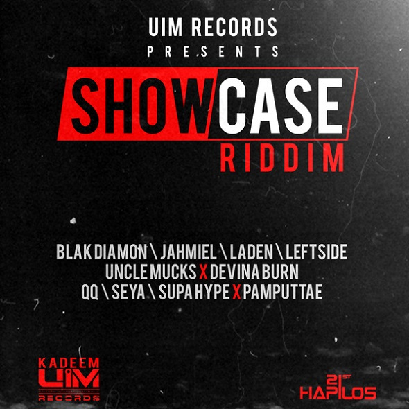 Showcase-Riddim-Uim-Records-cover
