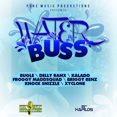 Water-Buss-Riddim-Pure-Music-Productions-Cover