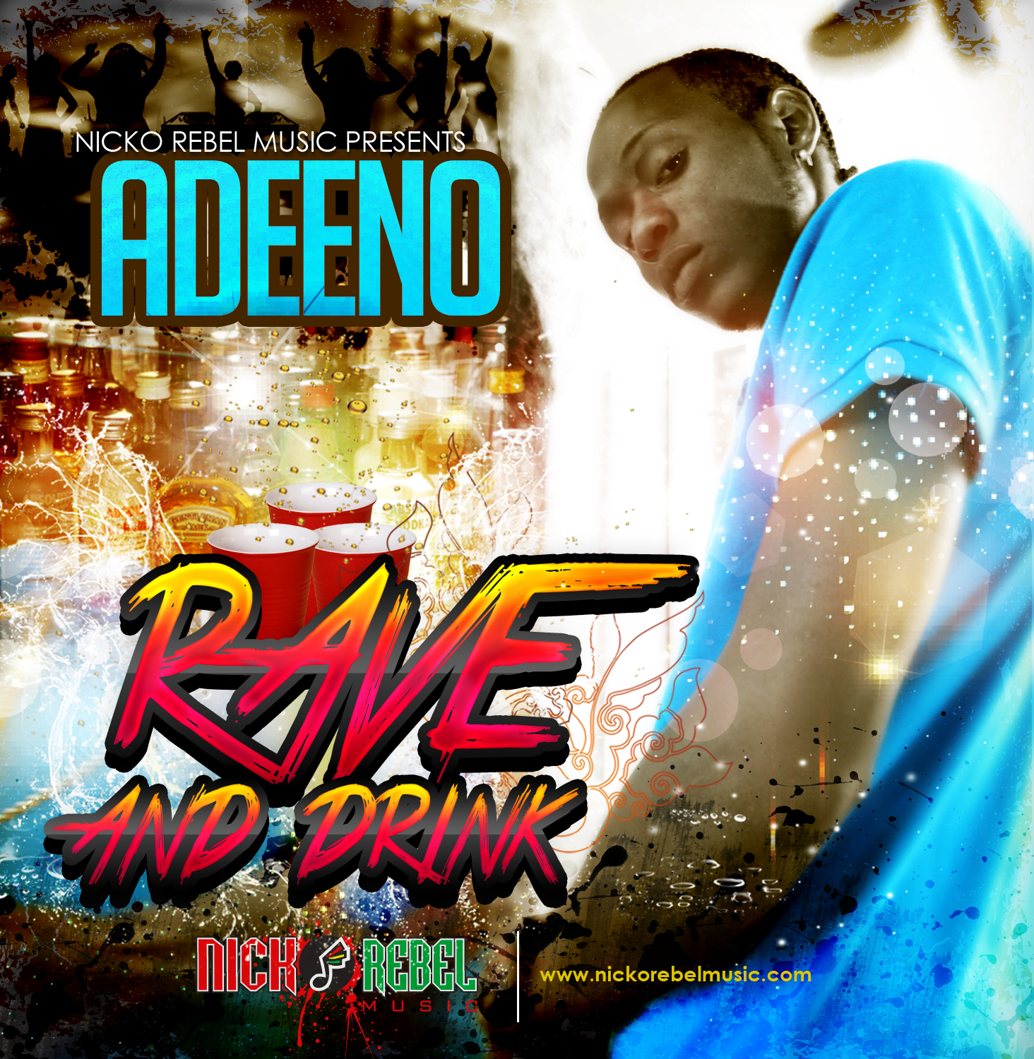 adeeno-rave-drink-nicko-rebel-music-artwork-cover