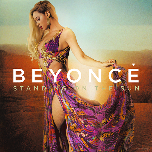 BEYONCE FT MR VEGAS – STANDING ON THE SUN (SOS REGGAE MIX)
