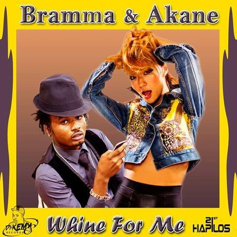 BRAMMA & AKANE – WHINE FOR ME (RAW & CLEAN) – DI KEMYS RECORDS