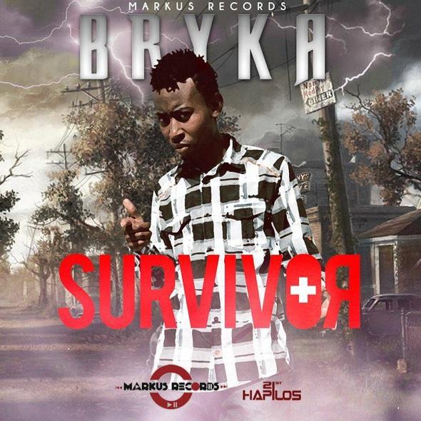BRYKA – SURVIVOR – MARKUS RECORDS