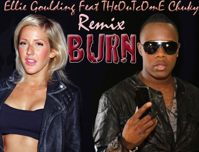 CHUKY FT ELLIE GOLDIN – BURN (REMIX)