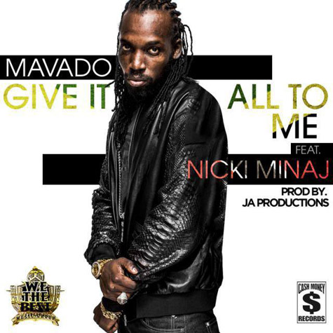 mavado-ft-nicki-minaj-give-it-all-to-me-cover
