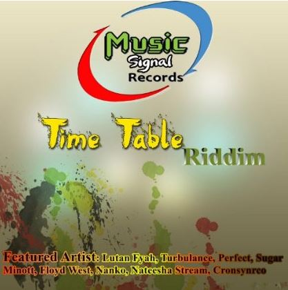 TIME TABLE RIDDIM – MUSIC SIGNAL RECORDS