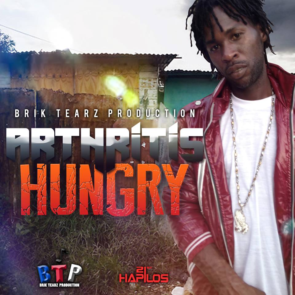 ARTHRITIS-HUNGRY-BRIK-TEARZ-PRODUCTION-COVER-ARTWORK