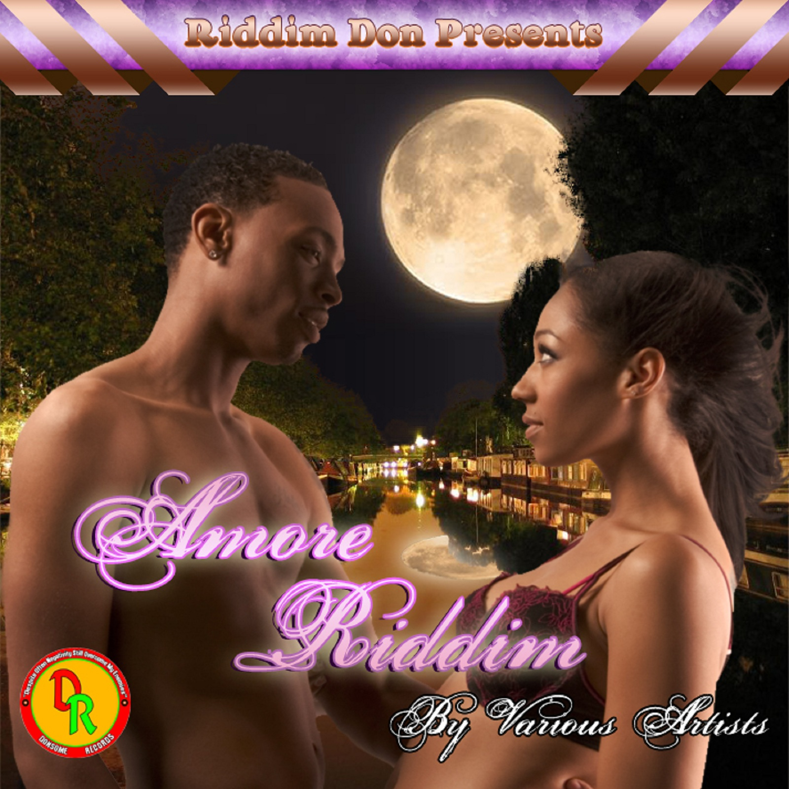 AMORE RIDDIM – DONSOME RECORDS