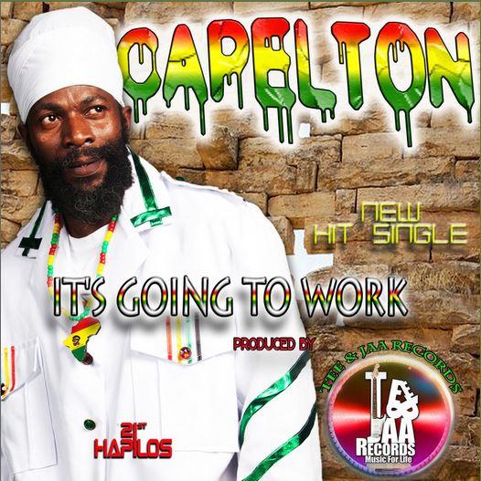 CAPLETON – IT'S GOING TO WORK – TEE & JAA RECORDS