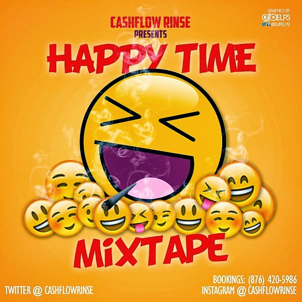 Cashflow-Rinse-Happy-Time-Mixtape-Cover