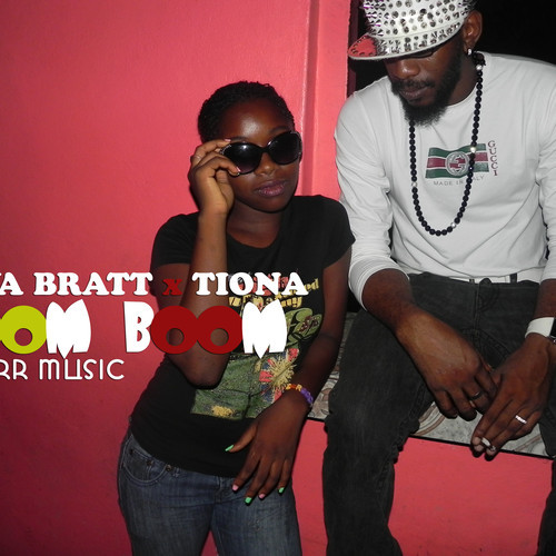DEVA-BRATT-TIONA-BOOM-BOOM-KERR-MUSIC-ARTWORK