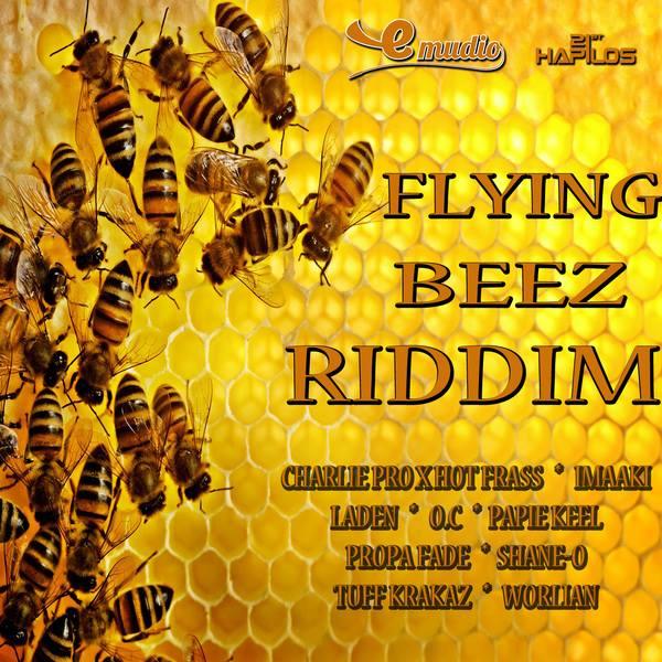 LADEN – HATERS – FLYING BEEZ RIDDIM – EMUDIO RECORDS
