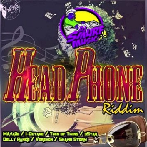 Head-Phone-Riddim-DJ-Smurf-Productions-artwork