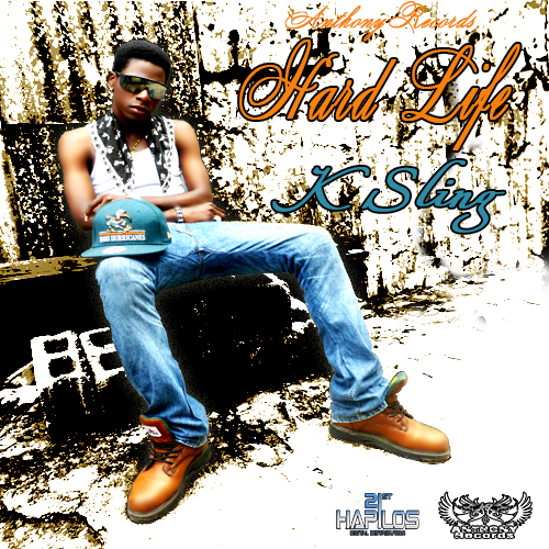 K-Sling-Hard-Life-Anthony-Records-Cover