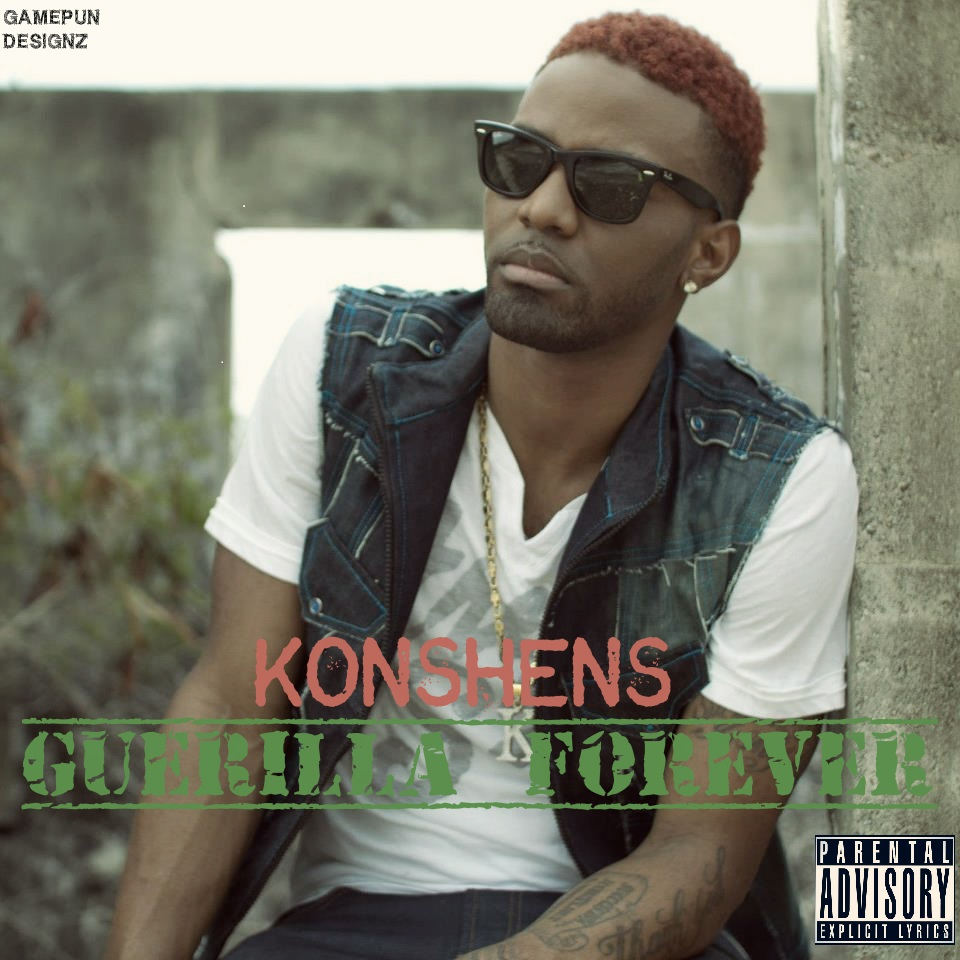 KONSHENS – GUERILLA FOREVER (EP)