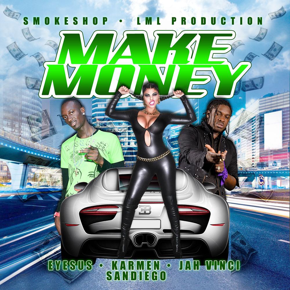 Karmen-Ft-Jah-Vinci-Eyesus-Make-Money-smokeshop-cover-artwork